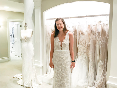 "I Said ""Yes"" to a Trip to Kleinfeld Bridal"