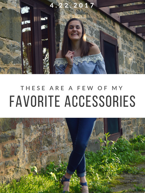 These are a Few of my Favorite -Accessories-
