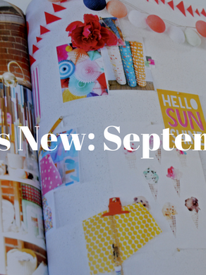 What's New: September 9