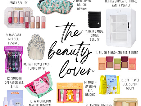 2020 Beauty Lover Gift Guide