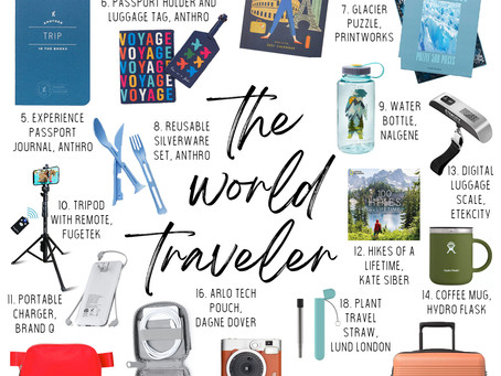 2020 World Traveler Gift Guide