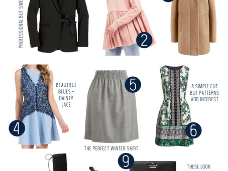 January Fashion Finds