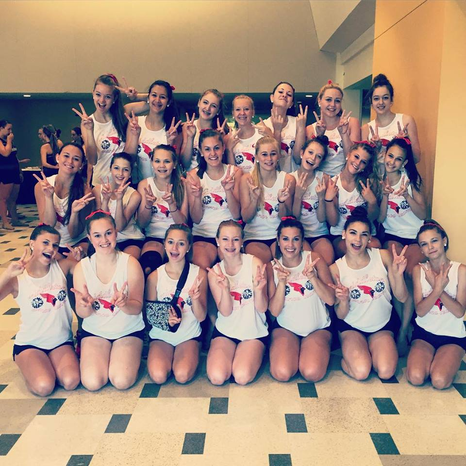 UDA Camp 2015- 22 Strong
