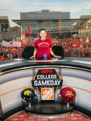 My Unforgettable Weekend with College GameDay