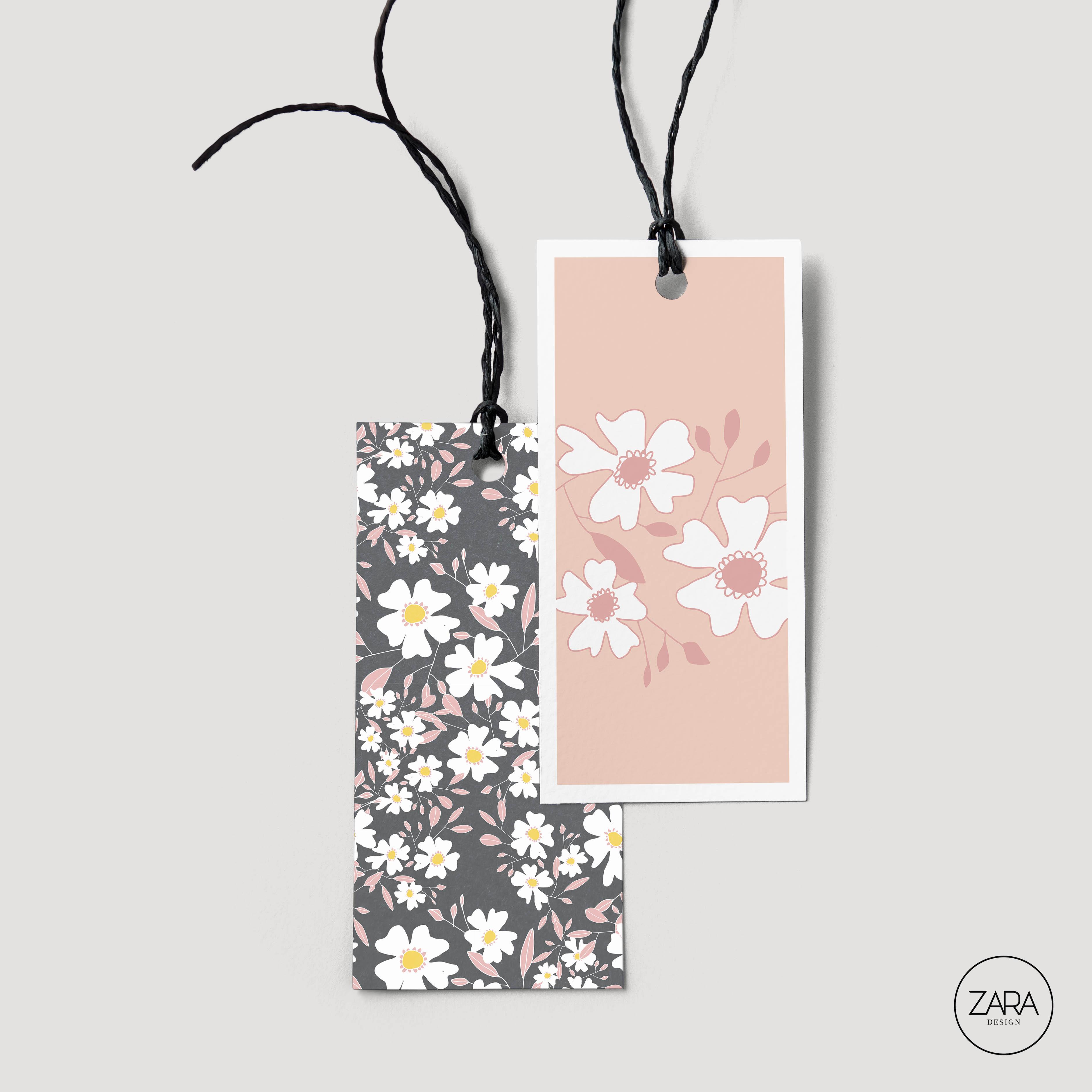 tags floral MU