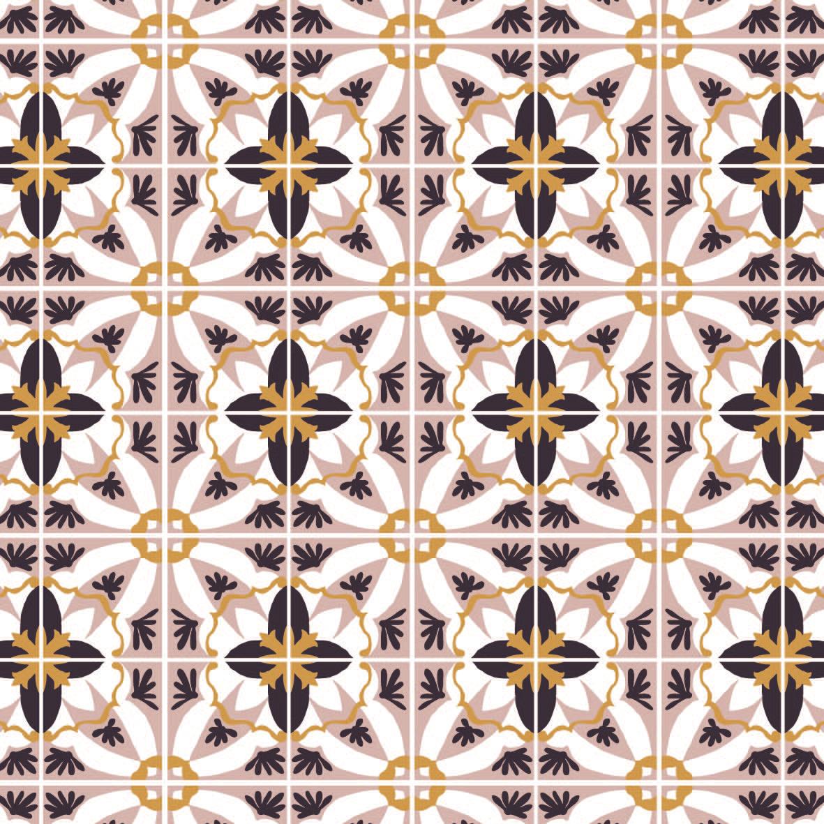 Royal Tile Pattern