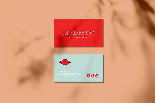 Beauty Logo Brand Kit for Sale