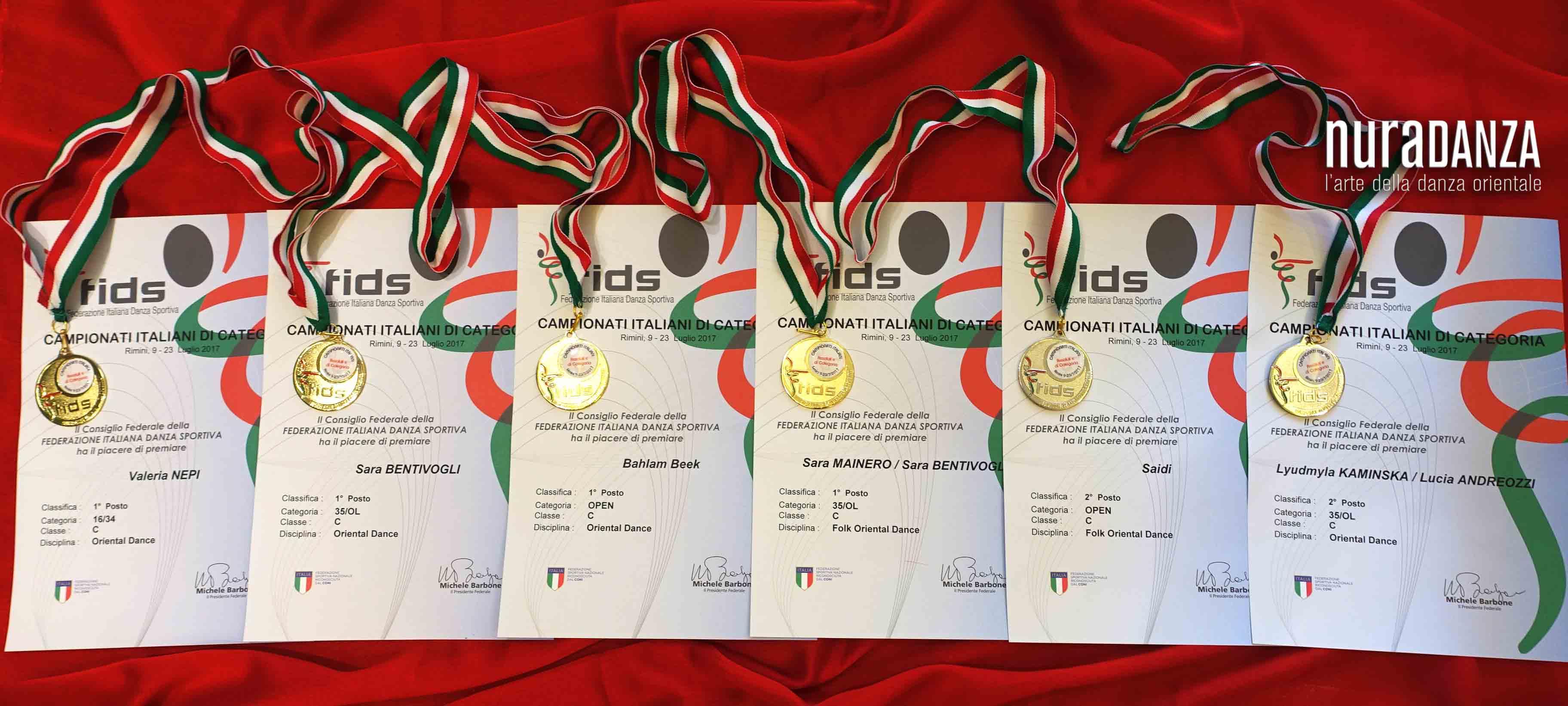 Campionato Italiano FIDS 2017