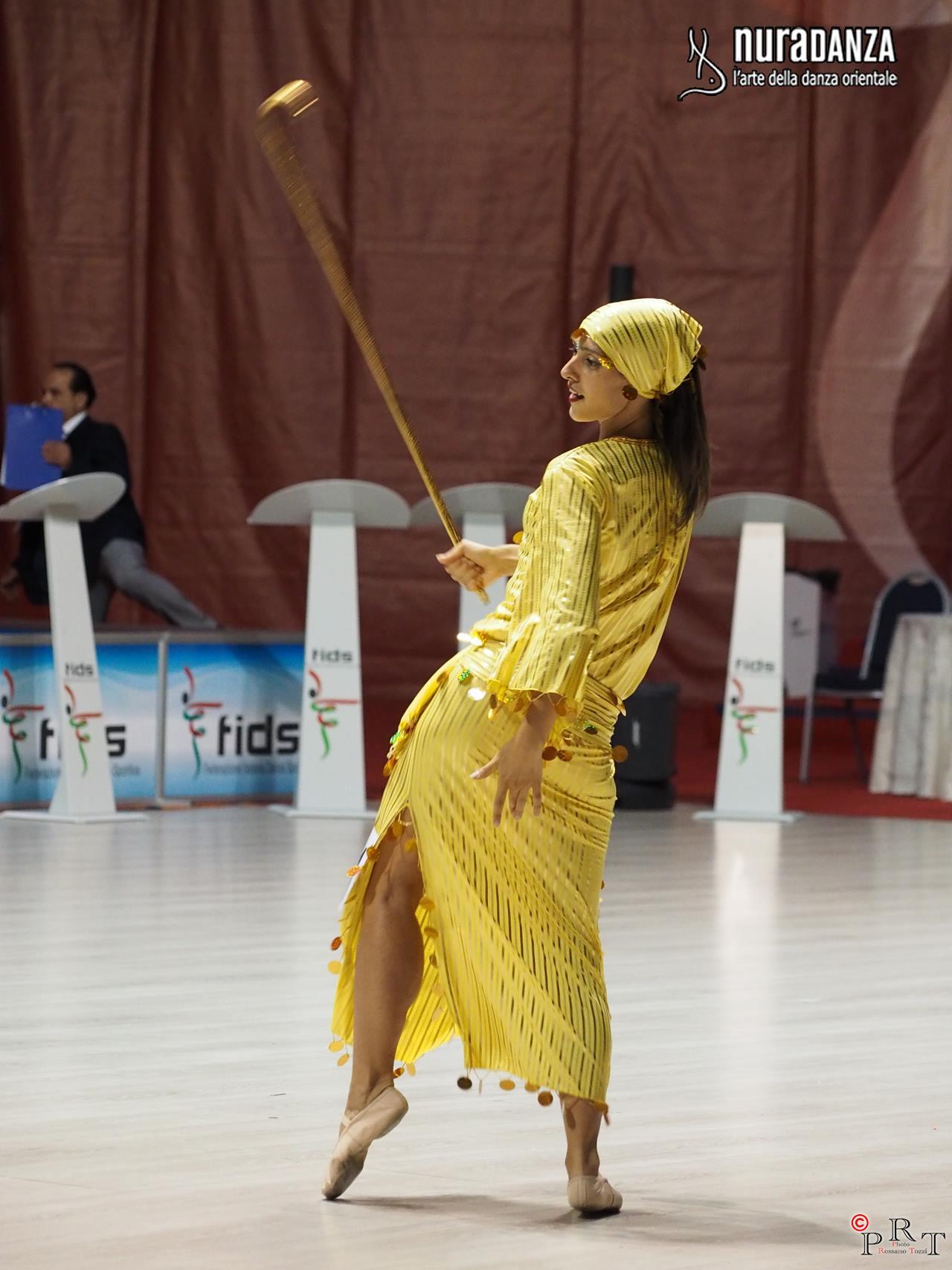 Folk Oriental Dance
