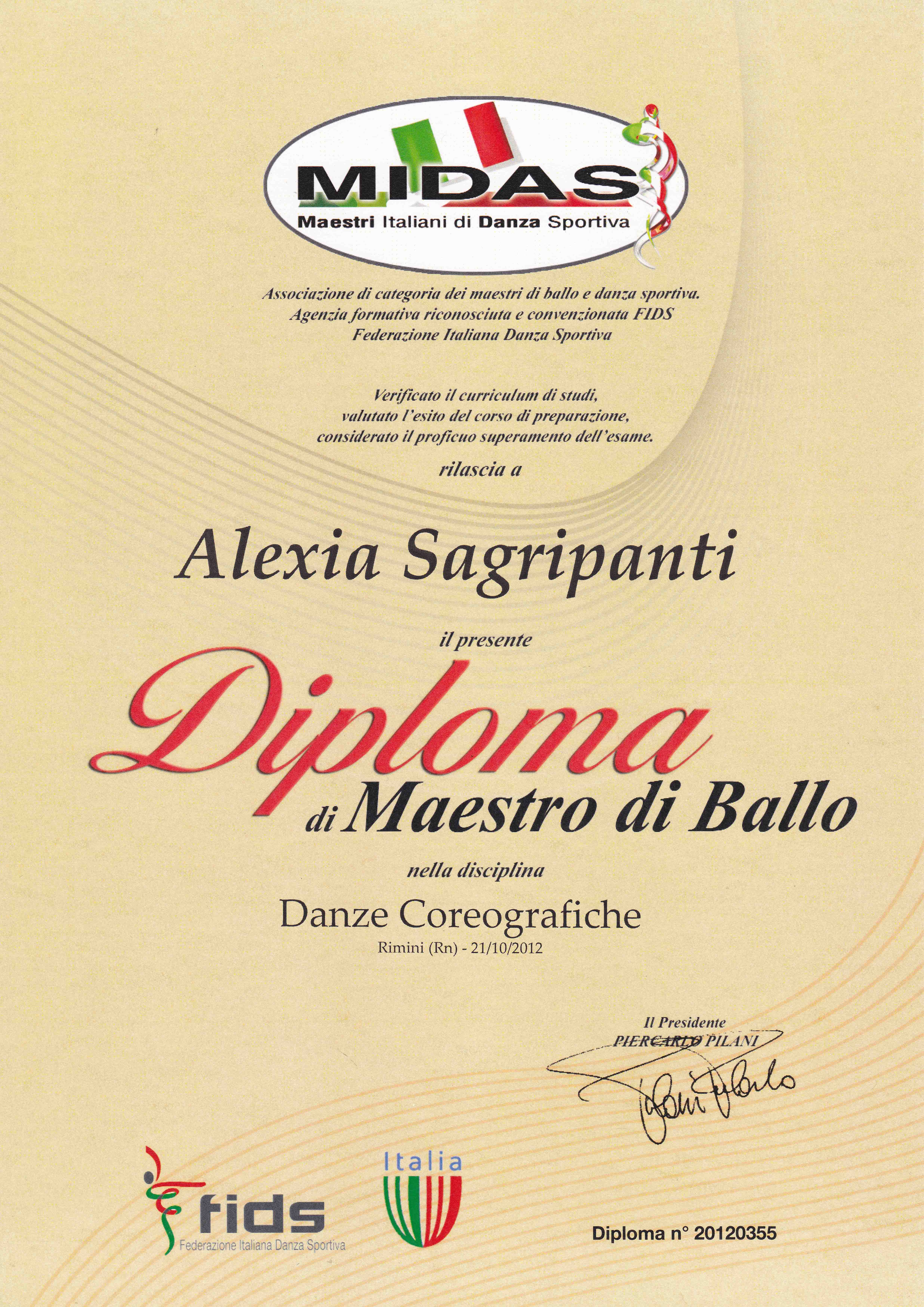 2012 - Pesaro