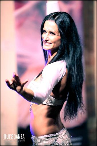 Nura Danza, danza del ventre a Civitanova Marche