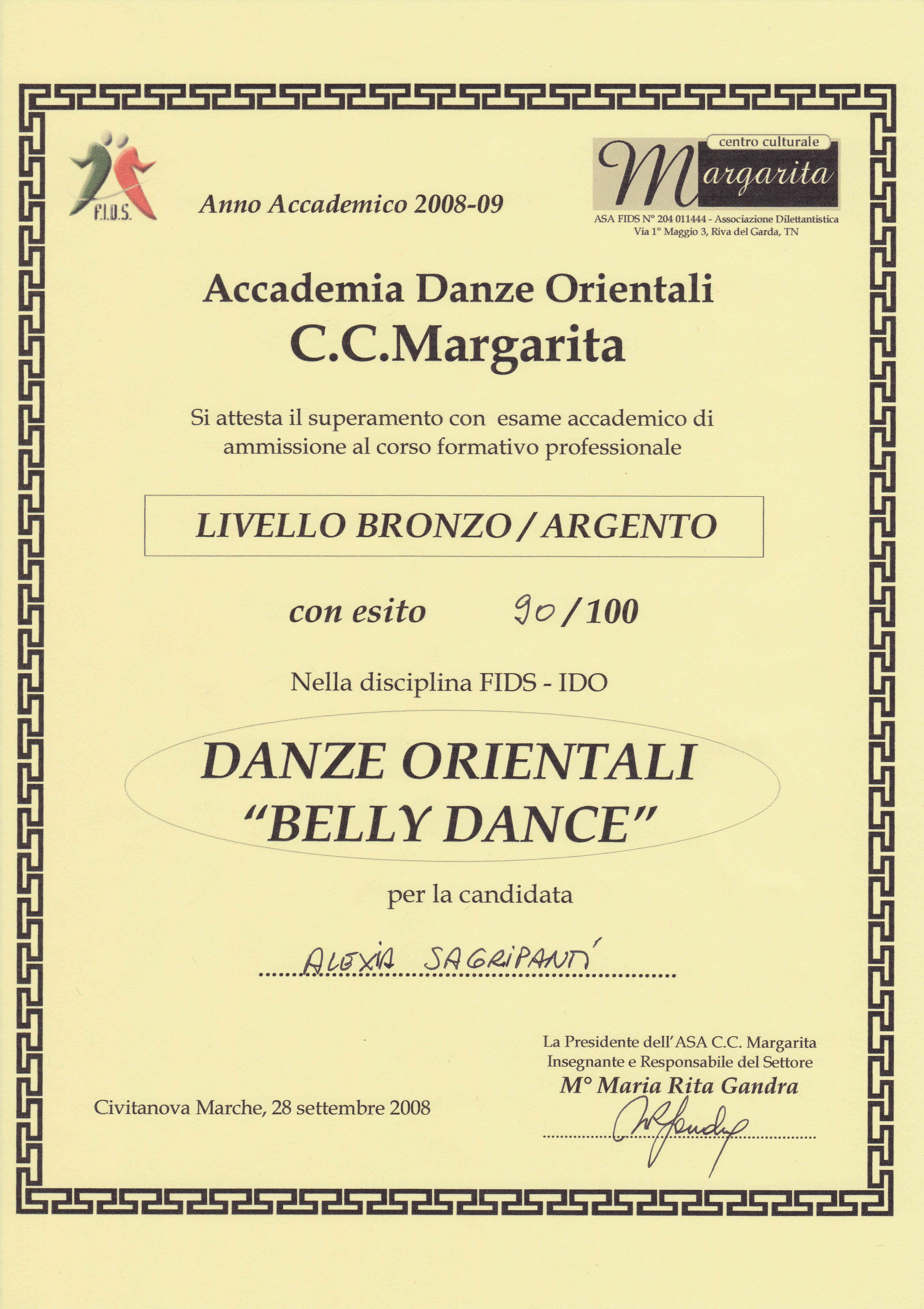 2008 - Verona