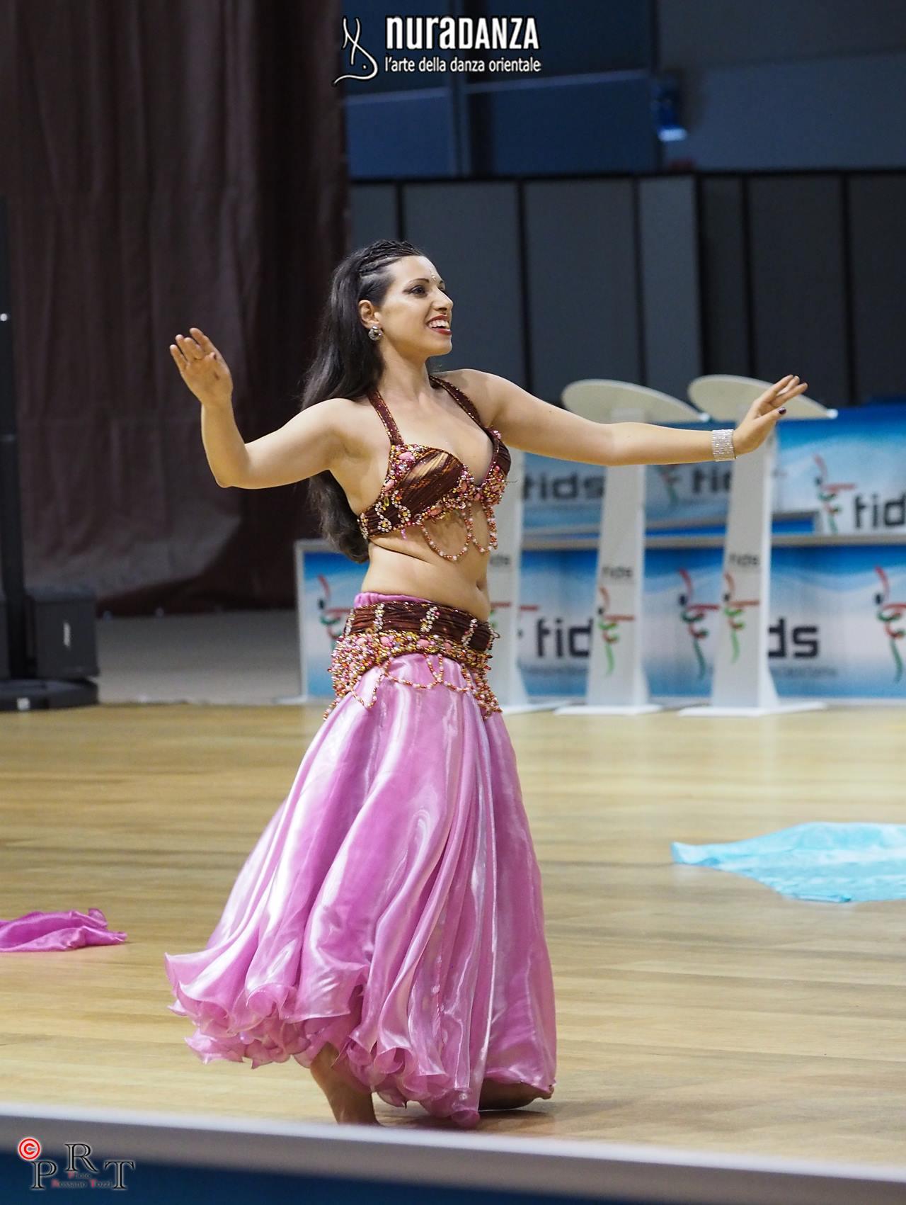 Oriental Dance - DUO