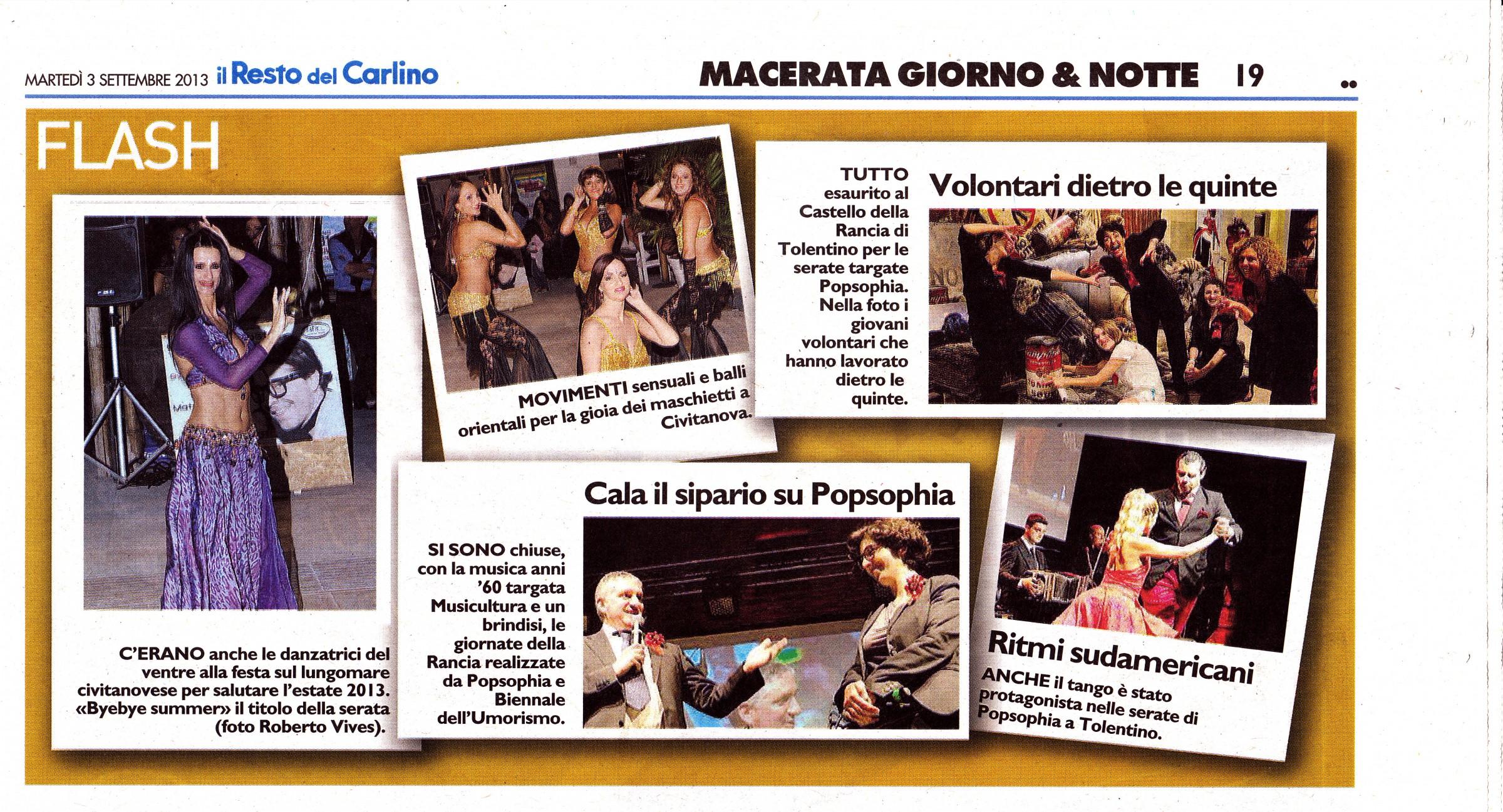 2013_Resto del Carlino_3 Settembre 2013