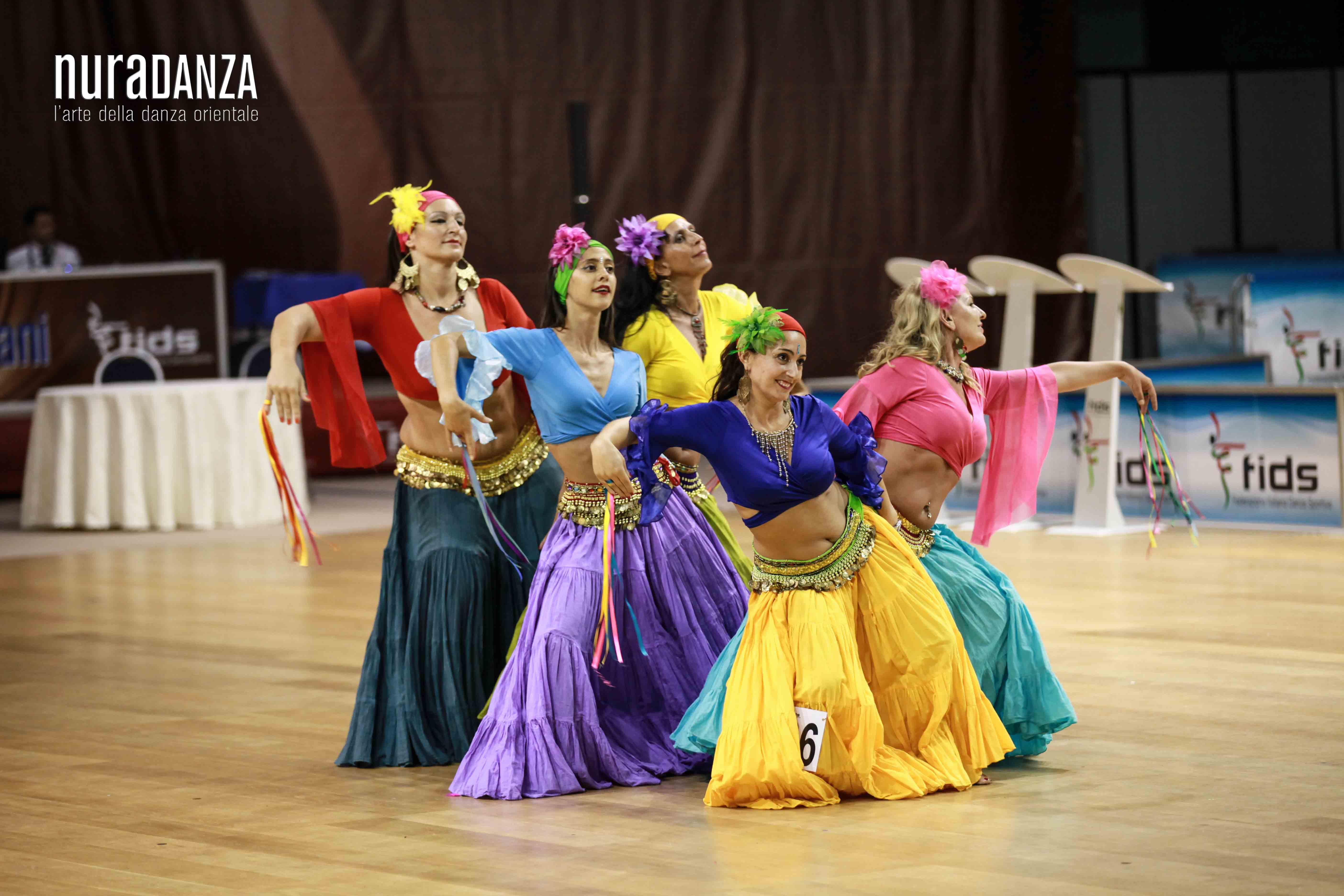 Coreografia Zingara