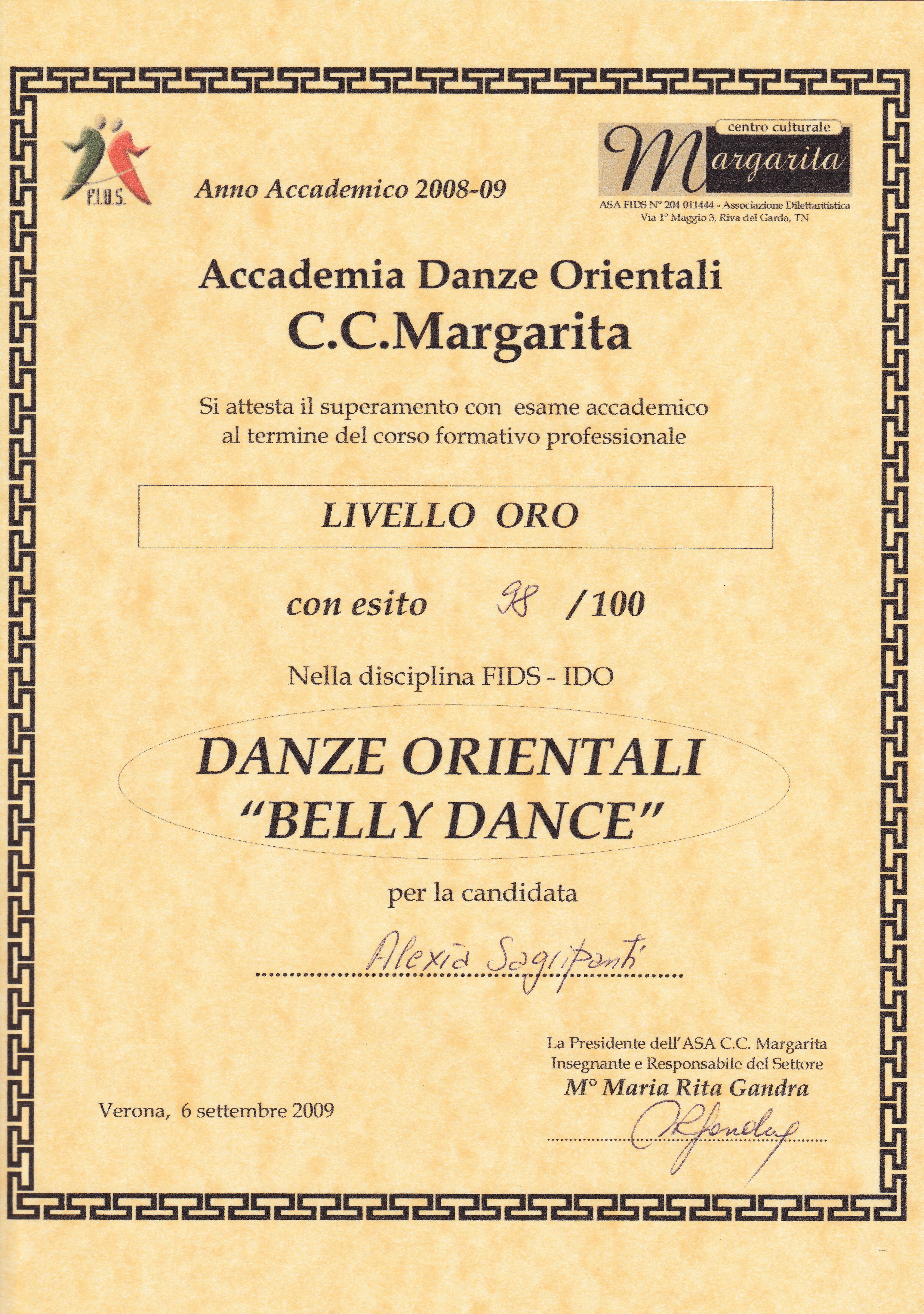 2009 - Civitanova Marche