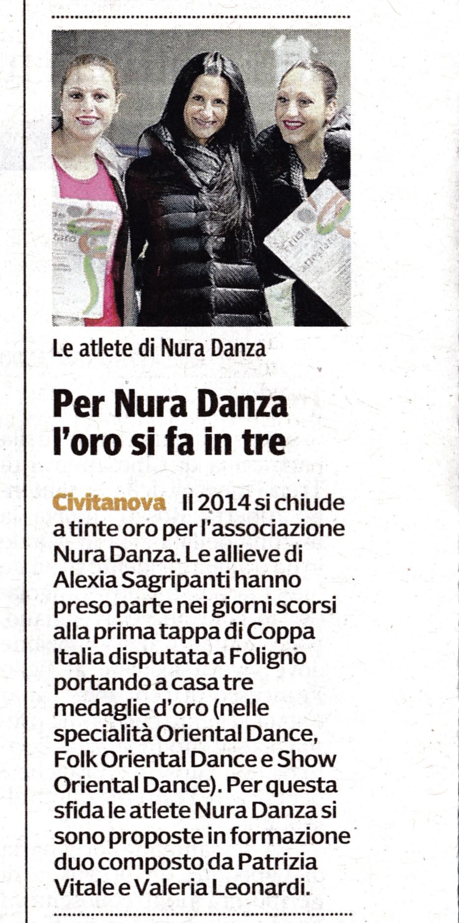 2014_Corriere Adriatico_27 Dicembre