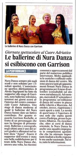 2014_Corriere Adriatico_11 Settembre