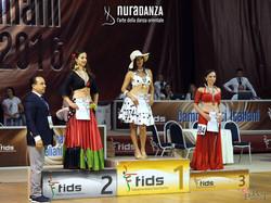 Camp. Italiano Danza Sportiva - 2016