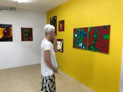 Artist Yoel Barkan