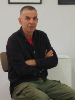 Artist Oded Yedaya