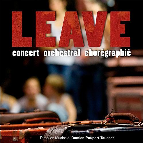 DVD Live Leave