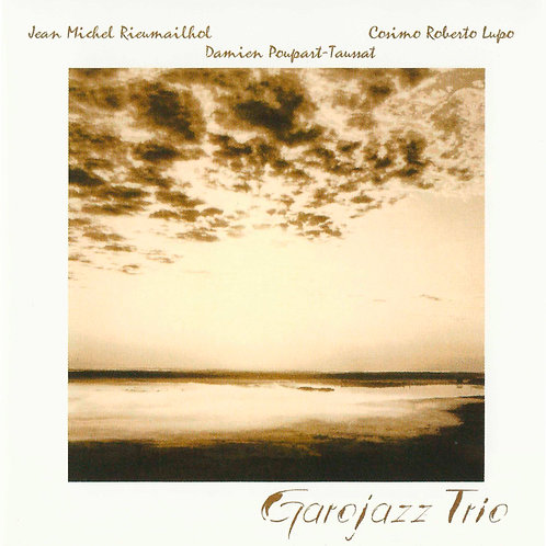 CD Garojazz Trio