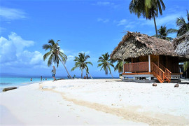 Tuba Senika - Franklin , private wood cabins in San Blas