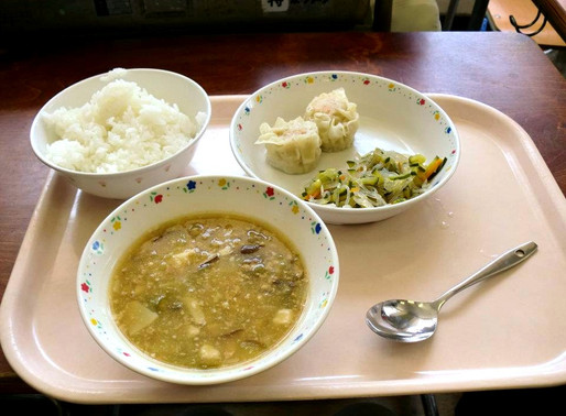 Kyushoku: Cultivating Sattva with Japanese School Lunch