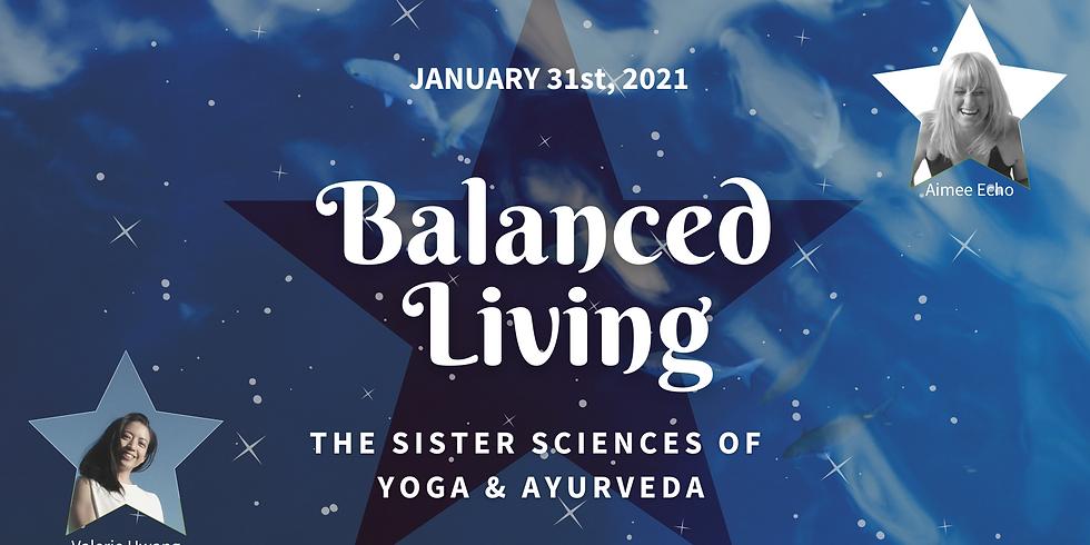 Balanced Living - Ayurveda & Yoga