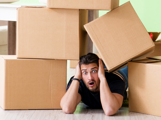 Moving soon? Watch your vata
