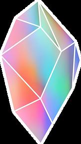 diamante colorido