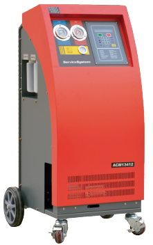 DAAC1 Máquina Semi - Automática. Refrigerante 134a