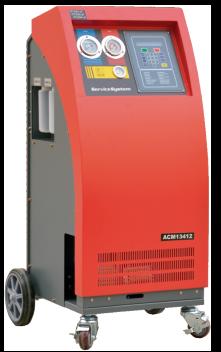 DAAC2 Máquina Semi - Automática. Refrigerante 1234yf