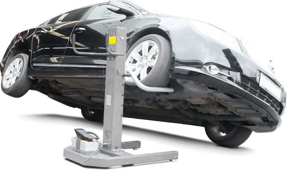 DM1.36L Lateral Mobile Lift