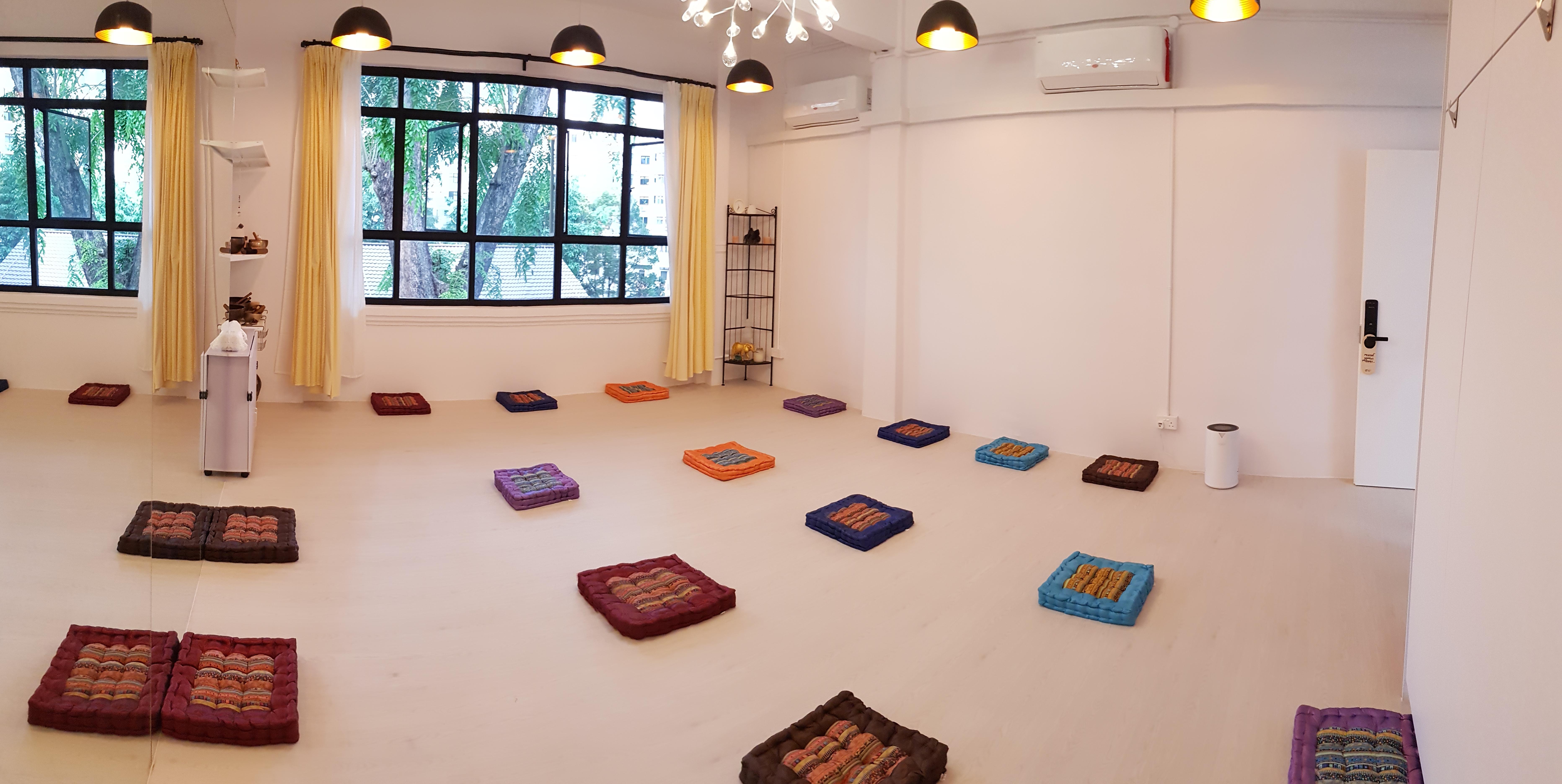 Meditation class_view 01