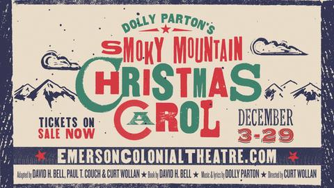 Smoky Mountain Christmas Carol