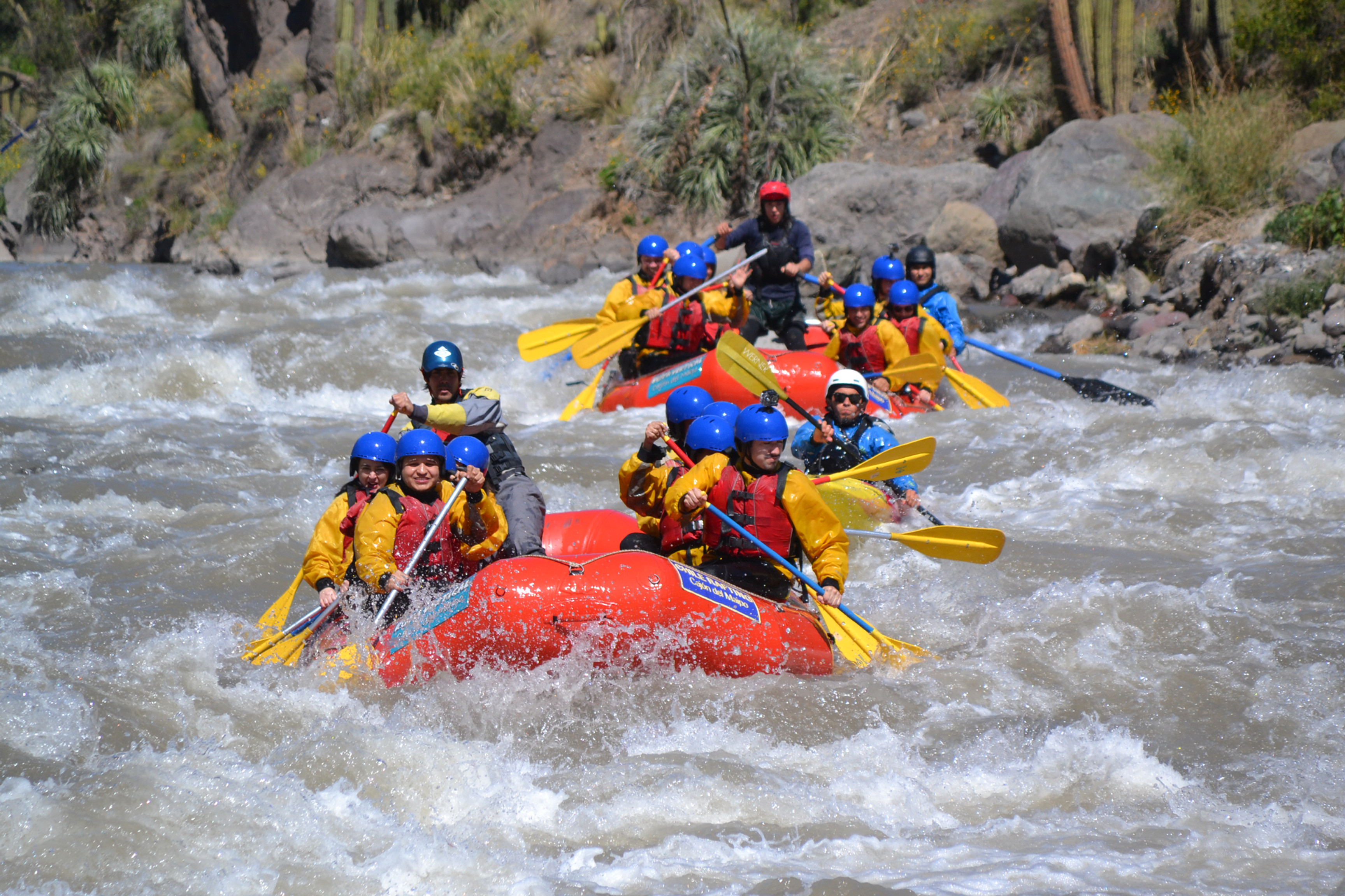 Rafting Power
