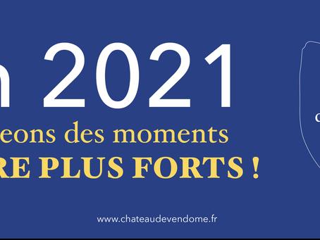 En 2021, partageons des moments encore plus forts !