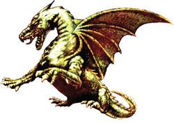 Dragon Saint-Bienheuré
