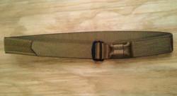 Cinturon con anilla de extracción