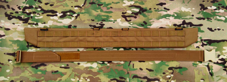 Cinturon de combate CB con cinturon base