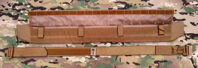 Cinturon de combate CB con cinturon Cobra buckle