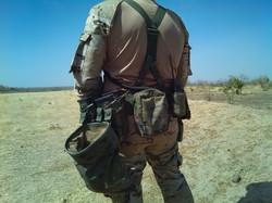 Integrante MOE (Mando Operaciones Especiales) Misión EUTM Mali