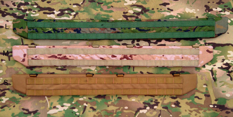 Cinturon de combate Tallas S-M-L