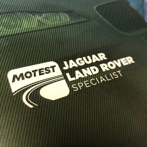 Sub-brand for Motest Jaguar & LandRover Specialist division