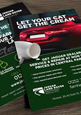 Leaflets & Marketing