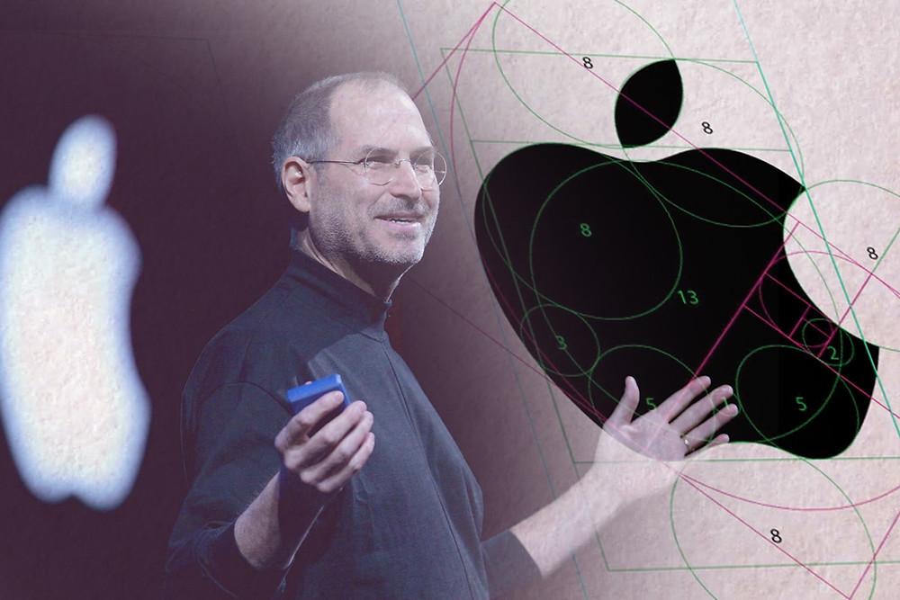 Designing an iconic logo like Apple