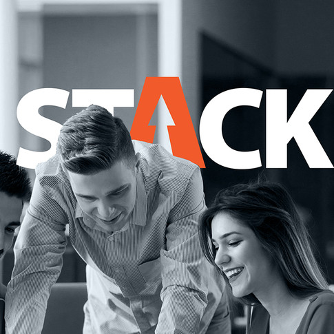 Brand refresh for Stack Technology