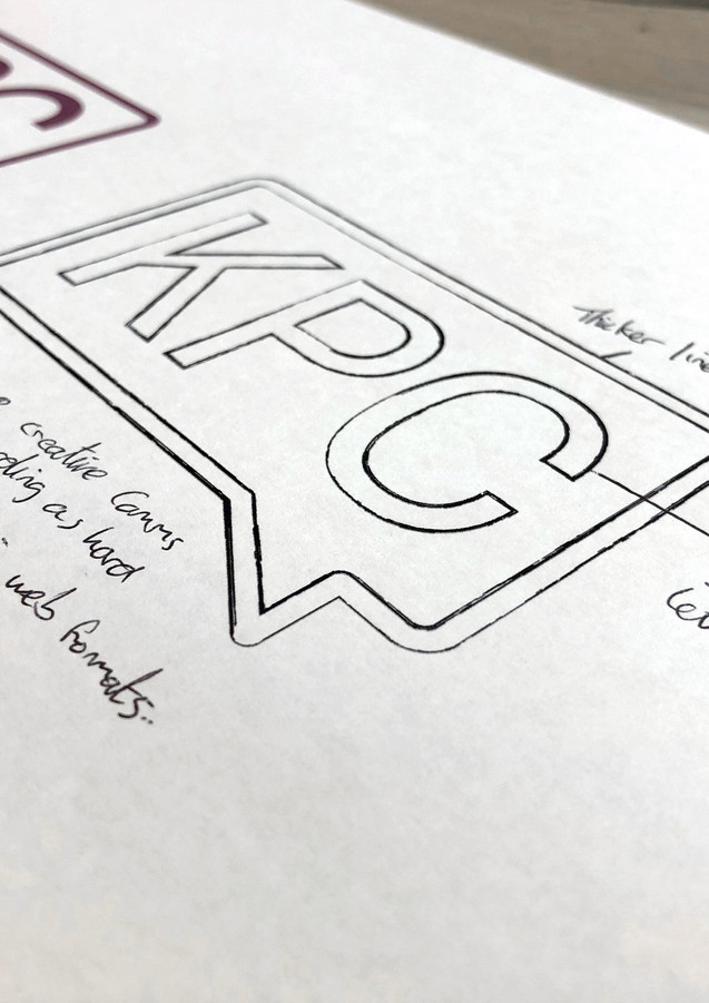 Revisions to Logo design